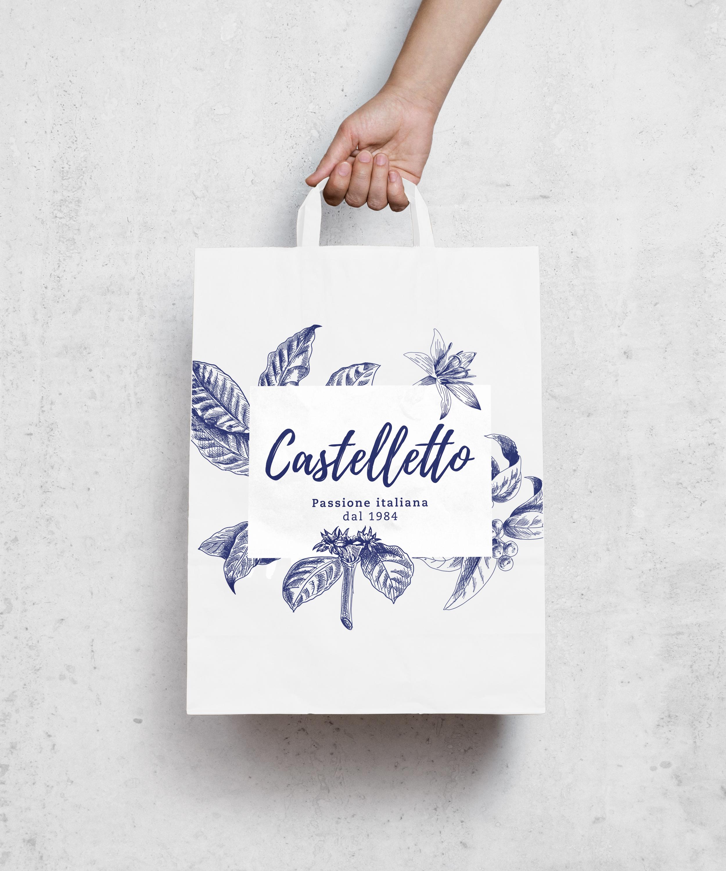 Castelletto Paper Bag